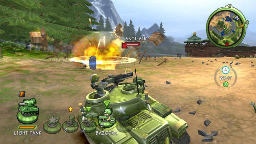 Battalion Wars 2 Review - Screenshot 3 of 4