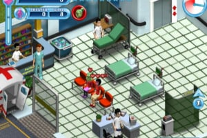 Hysteria Hospital: Emergency Ward Screenshot