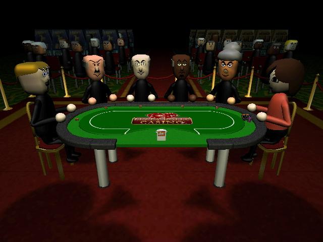 Texas Hold'em Tournament Screenshot