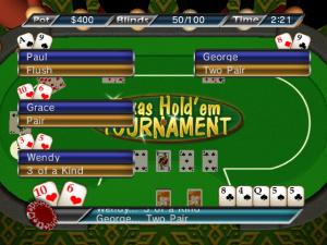 Texas Hold'em Tournament Review - Screenshot 4 of 4