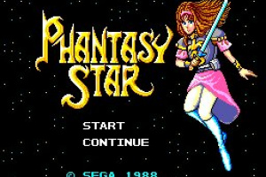 Phantasy Star Screenshot