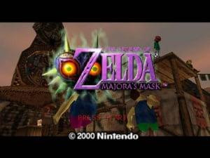 The Legend of Zelda: Majora's Mask Review - Screenshot 1 of 8