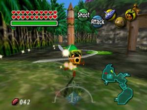 The Legend of Zelda: Majora's Mask Review - Screenshot 4 of 4