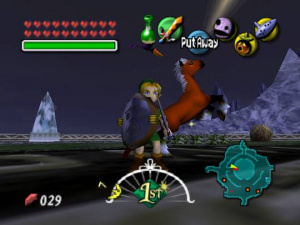 The Legend of Zelda: Majora's Mask Review - Screenshot 3 of 4