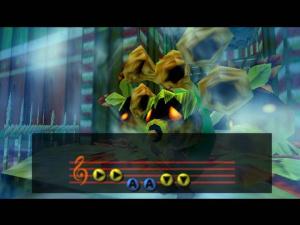 The Legend of Zelda: Majora's Mask Review - Screenshot 1 of 5