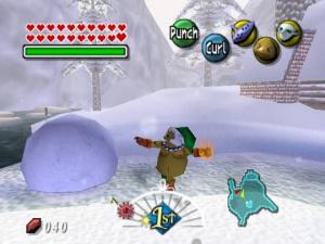 The Legend of Zelda: Majora's Mask Review - Screenshot 7 of 8