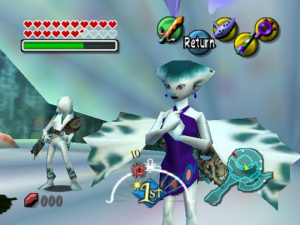 The Legend of Zelda: Majora's Mask Review - Screenshot 4 of 5