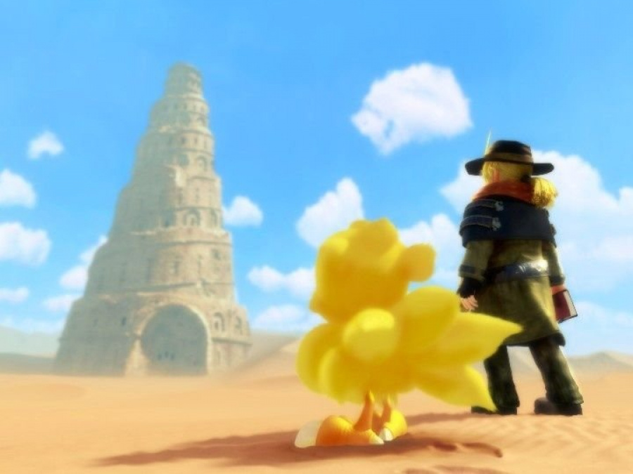 Final Fantasy Fables: Chocobo's Dungeon Review - Screenshot 2 of 5
