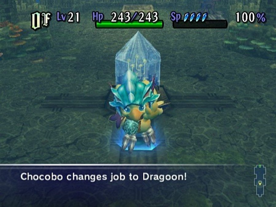 Final Fantasy Fables: Chocobo's Dungeon Review - Screenshot 3 of 5