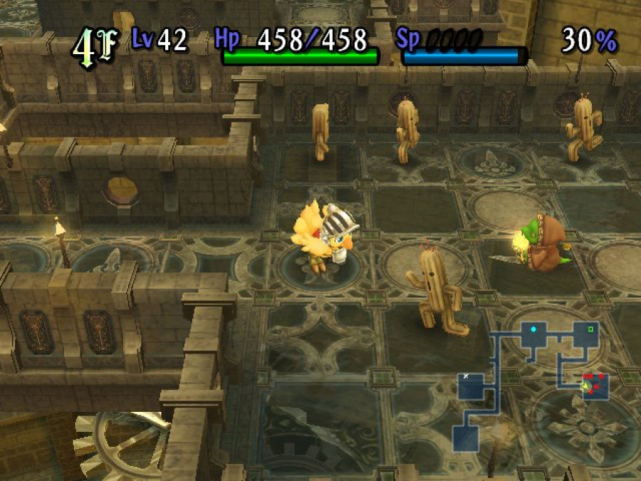 Final Fantasy Fables: Chocobo's Dungeon Review - Screenshot 4 of 5