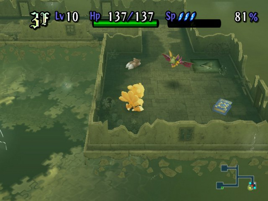 Final Fantasy Fables: Chocobo's Dungeon Review - Screenshot 5 of 5