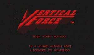 Vertical Force Review - Screenshot 1 of 5