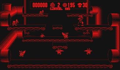 Mario Clash Screenshot