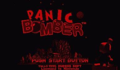 Panic Bomber Screenshot