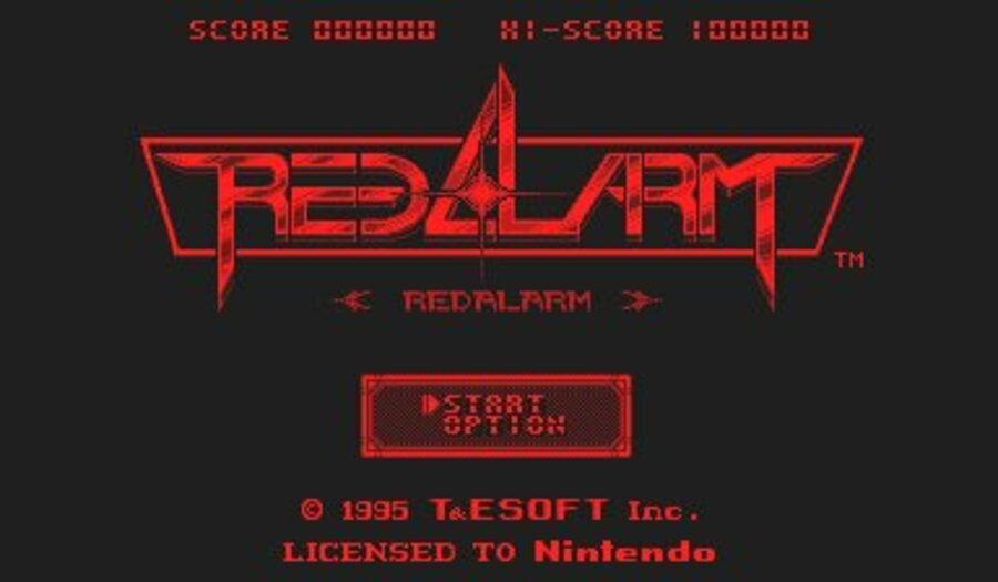 Red Alarm Screenshot