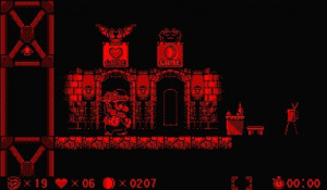 Virtual Boy Wario Land Review - Screenshot 2 of 7