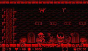 Virtual Boy Wario Land Review - Screenshot 6 of 7