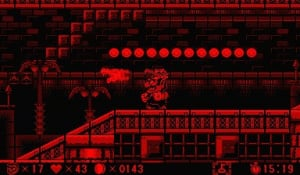 Virtual Boy Wario Land Review - Screenshot 4 of 7