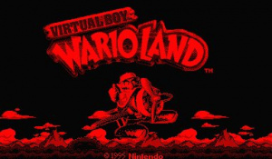 Virtual Boy Wario Land Review - Screenshot 1 of 7