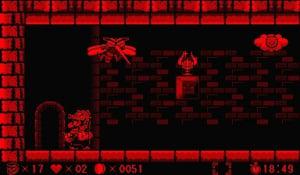 Virtual Boy Wario Land Review - Screenshot 1 of 7