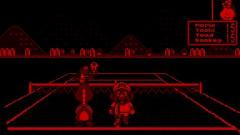 Mario's Tennis Screenshot