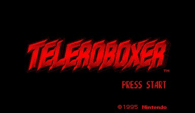 Teleroboxer Screenshot