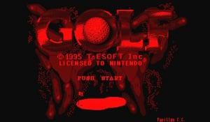 Golf Review - Screenshot 3 of 3