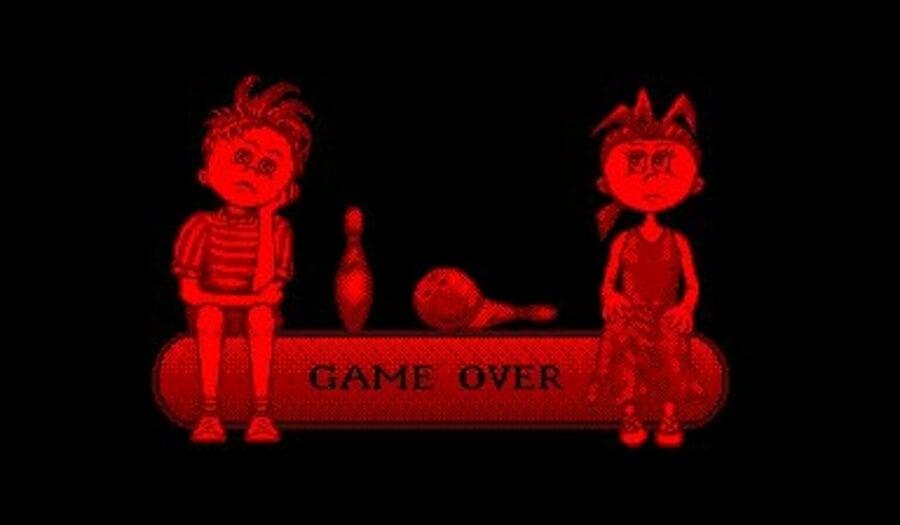 Nester's Funky Bowling Screenshot