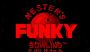 Nester's Funky Bowling Review - Screenshot 1 of 5