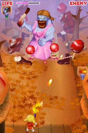 Little Red Riding Hood's Zombie BBQ Review - Screenshot 1 of 3