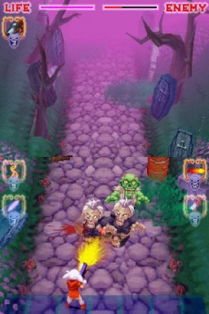 Little Red Riding Hood's Zombie BBQ Review - Screenshot 3 of 3