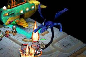 Blue Dragon Plus Screenshot