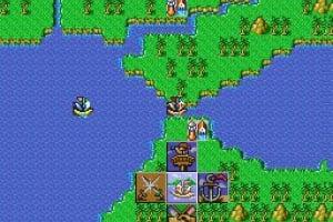 Uncharted Waters: New Horizons Screenshot