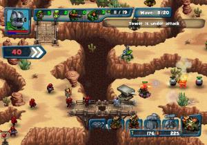 Robocalypse: Beaver Defense Review - Screenshot 1 of 4