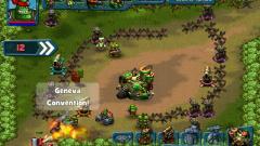 Robocalypse: Beaver Defense Screenshot