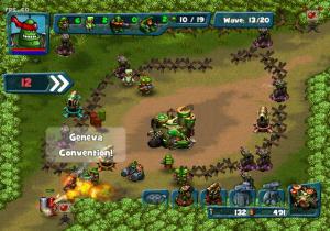 Robocalypse: Beaver Defense Review - Screenshot 3 of 4