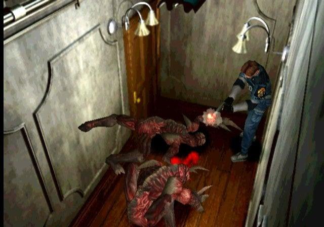 Resident Evil 2 Gcn Gamecube News Reviews Trailer