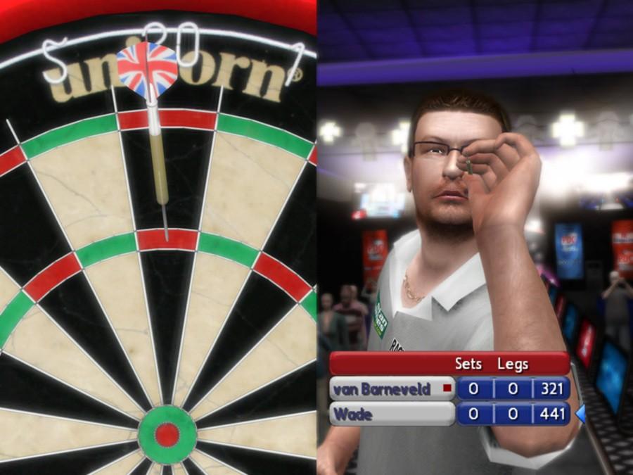 PDC World Championship Darts 2009 Screenshot