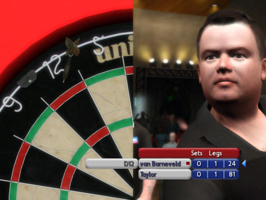 PDC World Championship Darts 2009 Review - Screenshot 3 of 4