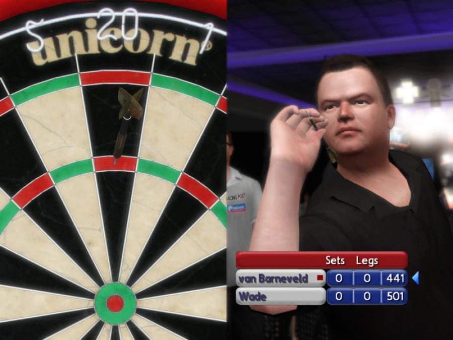 PDC World Championship Darts 2009 Review - Screenshot 2 of 4
