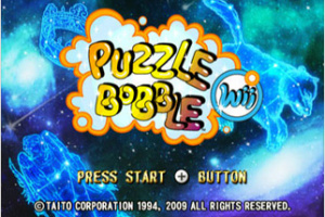 Puzzle Bobble Plus! Screenshot