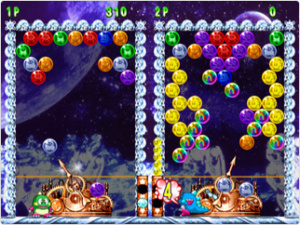 Puzzle Bobble Plus! Review - Screenshot 2 of 5