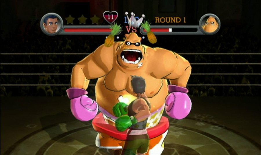 Punch-Out!! Review - Screenshot 2 of 6
