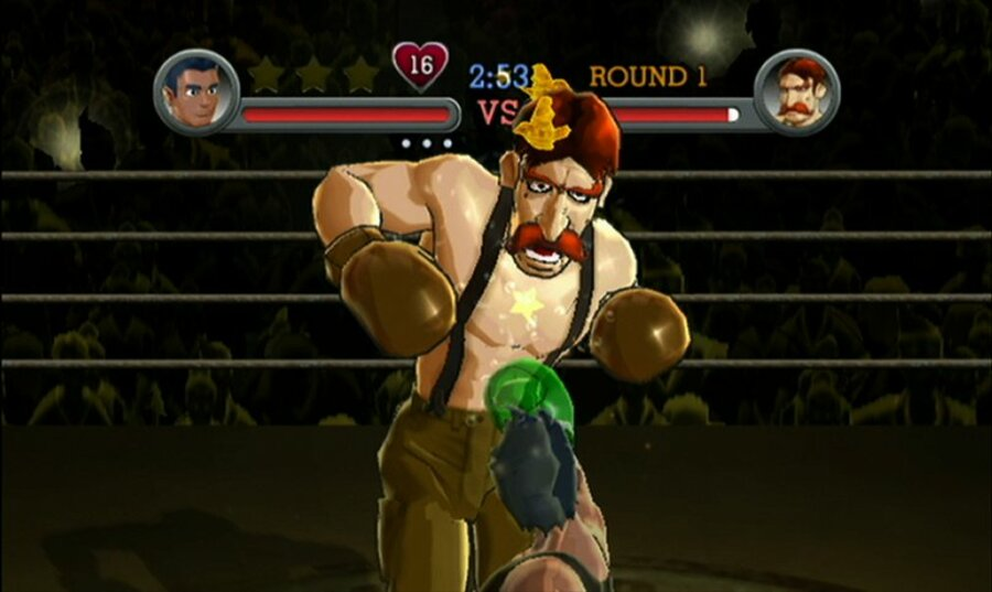 Punch-Out!! Screenshot