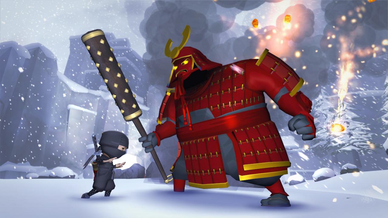 Mini Ninjas Screenshot