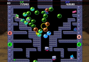 Bubble Bobble Plus! Review - Screenshot 4 of 4