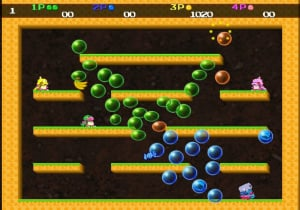 Bubble Bobble Plus! Review - Screenshot 2 of 4