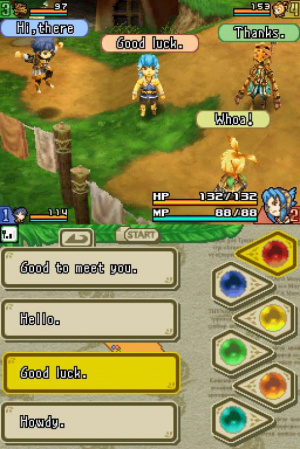 Final Fantasy Crystal Chronicles: Echoes of Time Review - Screenshot 1 of 2
