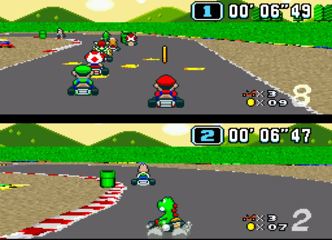 Image result for super mario kart
