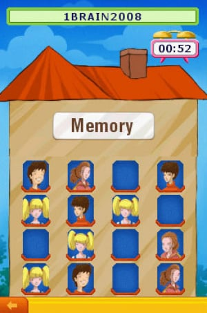 Junior Brain Trainer Review - Screenshot 1 of 3